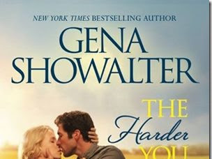 Spotlight: The Harder You Fall (The Original Heartbreakers #3) by Gena Showalter + Teaser and Pre-order Info