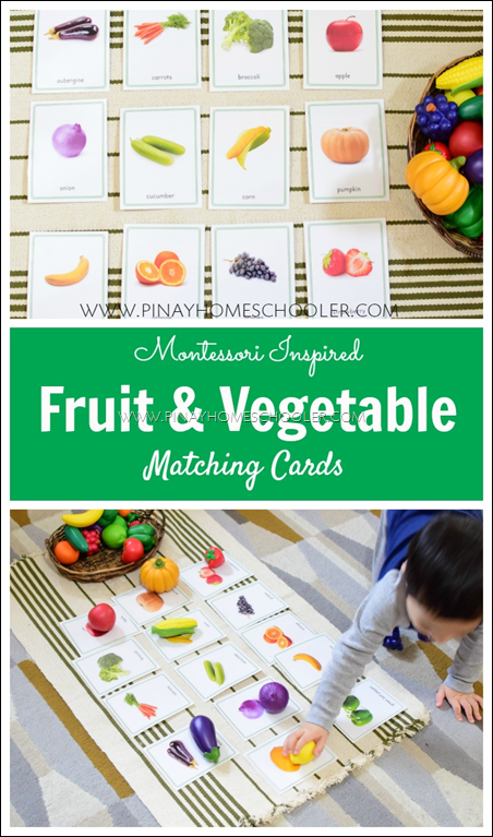 FruitsVegeCards