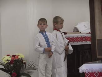 Про релігійне виховання дітей. (лекція с.Павли і відповіді на запитання)
