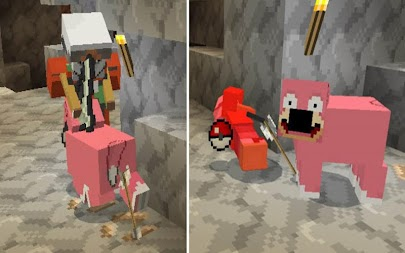 Pokecraft Addon MCPE APK screenshot thumbnail 7