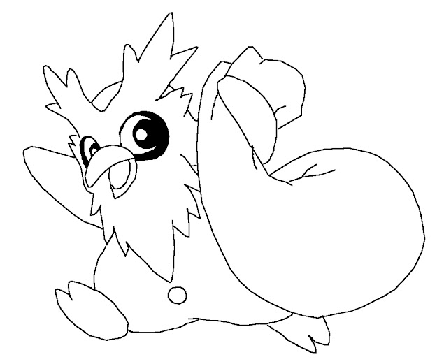 Pokemon Coloring Pages For Boys Printable