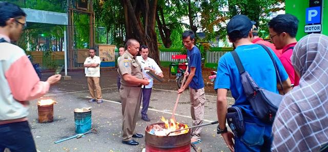 20.653 Keping E-KTP Di musnahkan Disdukcapil Kota Bekasi