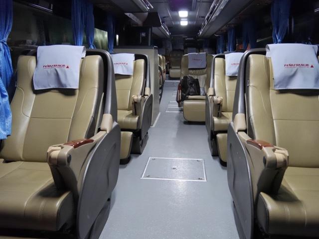 Travel To Naga Via Skybus Premiere Naga City Deck
