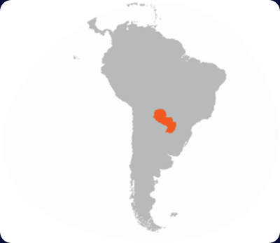 paraguay-country-map
