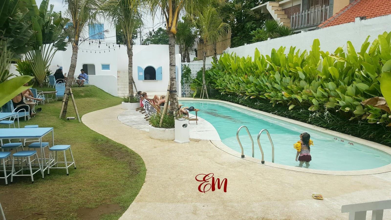 Ngadem Di Panama Kitchen Pool Bali Eryvia Maronie