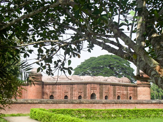 60 Dome Mosque at Bagerhat