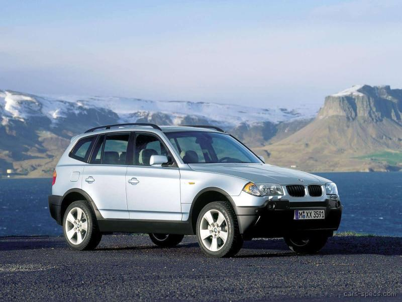 2006 bmw x3 suv specifications pictures prices. Black Bedroom Furniture Sets. Home Design Ideas