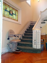 Photo: Bruno | Curved Stairlift NJ