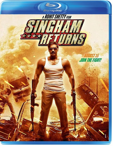 Singham Returns 6 720p Legendado – Torrent Bluray (2014) + Legenda