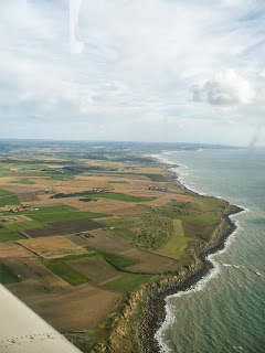 Cap sud en longeant la côte d'opale