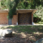 Public toilets at the Burrawang Flats (98088)