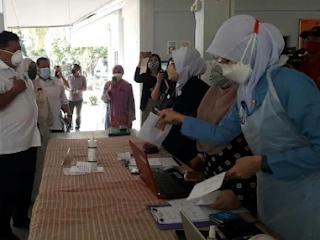 563 guru di Johor masih enggan untuk divaksin