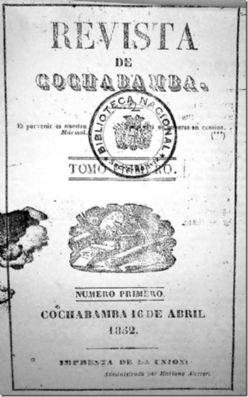Revistas bolivianas