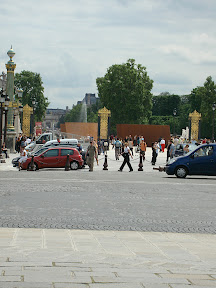 Entrance to the Jardin des Tuileries