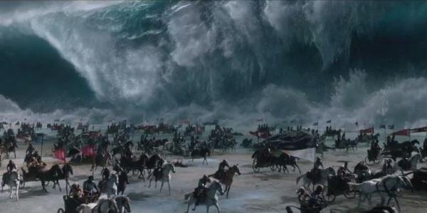 Subhanallah! Gambar Bukti Bahawa Nabi Musa Pernah Membelah Laut 4.jpg