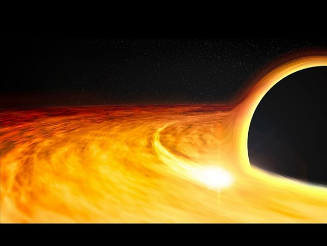 What If A Black Hole Ate The Sun?