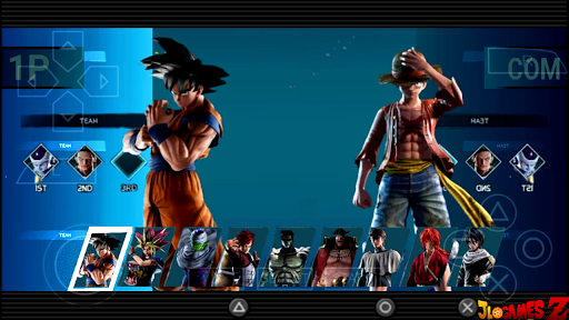 SAIU!! NEW (MOD) JUMP FORCE V2 NARUTO IMPACT PARA CELULARES ANDROID (PPSSPP) 2019