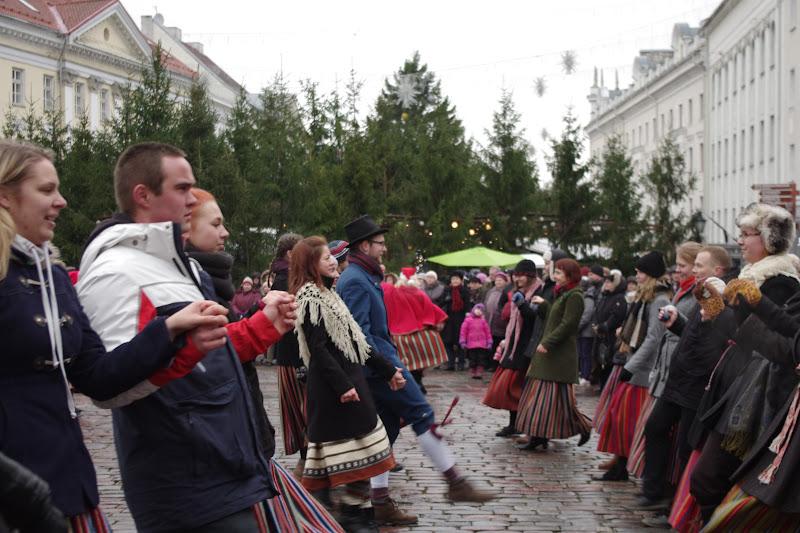 12. detsember 2015 - Tartu talvine tantsupidu Raekoja platsil - IMGP9079.JPG