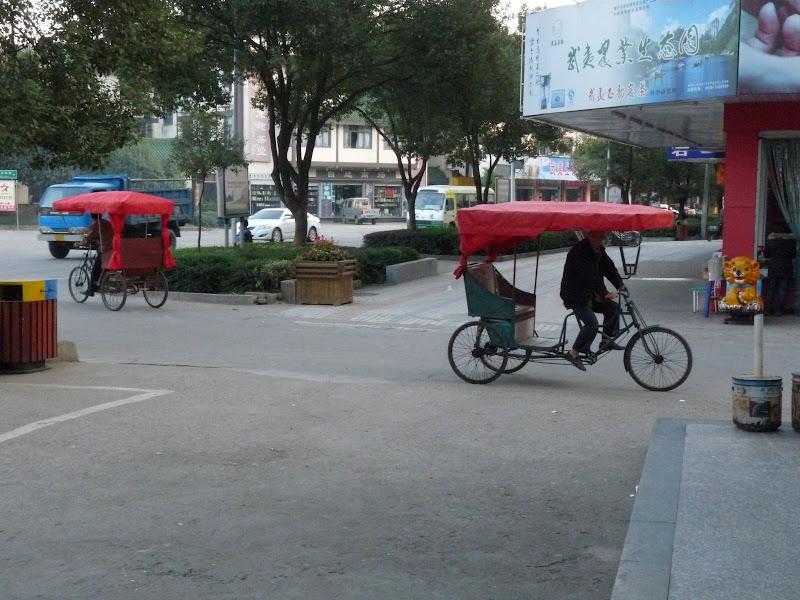 Cyclo pousse.2008