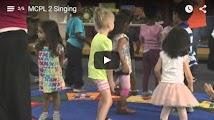 singing with children screenshot