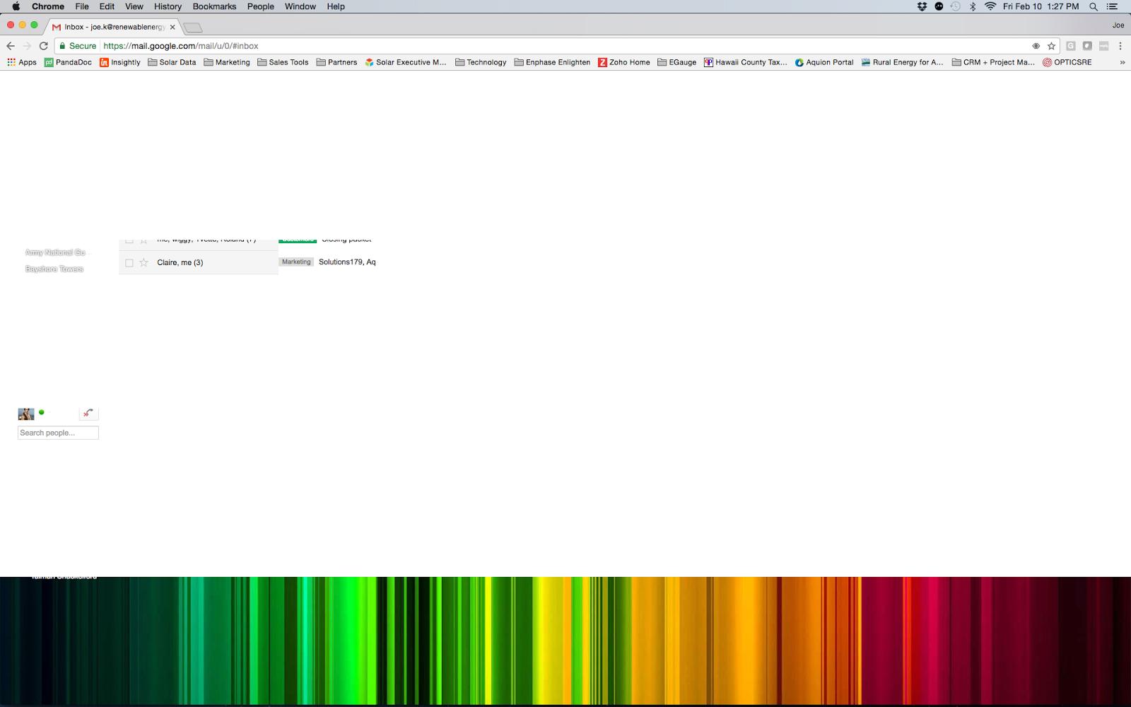 Weird Glitch: Chrome scrambling content - Google Chrome Trợ giúp