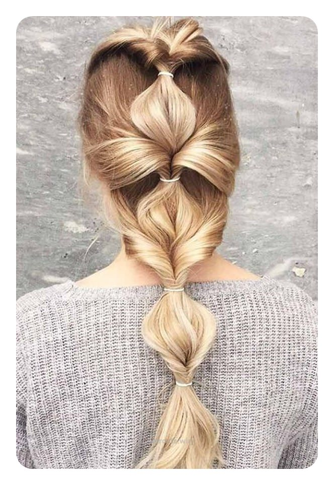Boho Hairstyles For Curly And Straight Hair 2018 Fashionre
