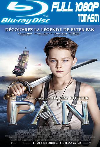 Peter Pan: Viaje a Nunca Jamás (2015) (BRRipFull 1080p) BDRip 1080p DTS