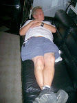 Scotty's passed out before the show