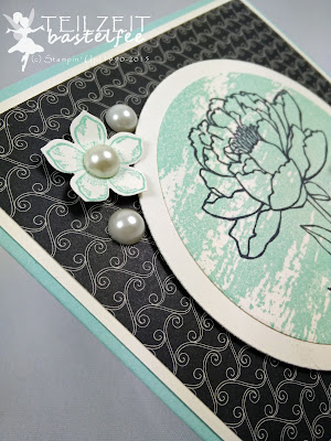 Stampin' Up! - In{k}spire_me #233, Sketch Challenge, Alles wird gut, You got this, In Worte gefasst, Express Yourself, Petite Petals, Framelits Circle Collection