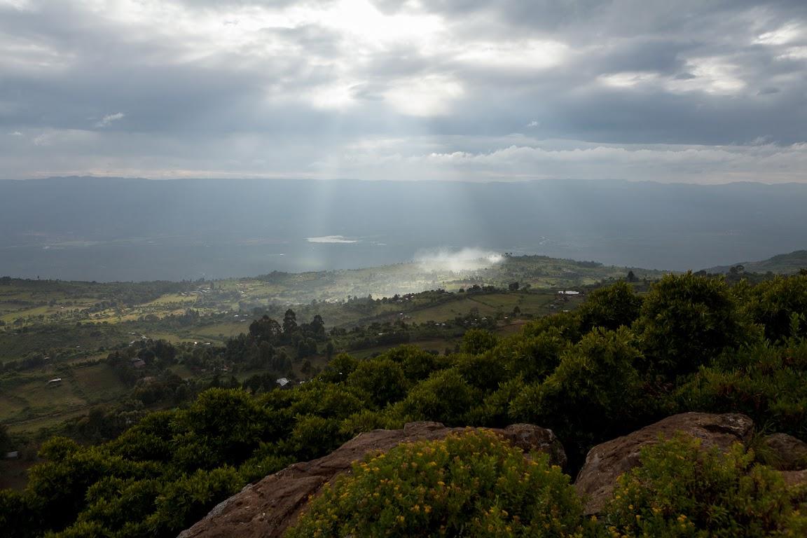 Кенийский коктейль - озеро Туркана, гора Кения и Ламу