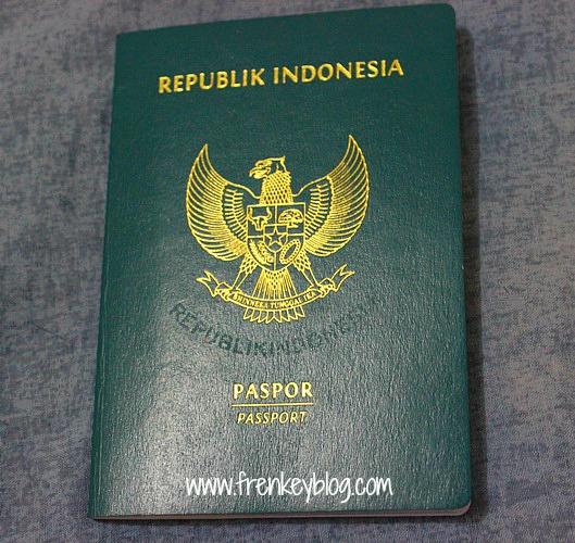 Paspor 48 Halaman