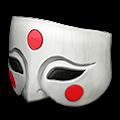 ピエロのマスク