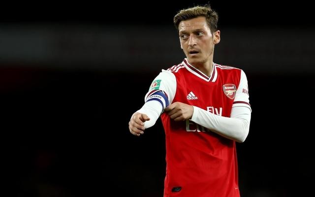 Mesut Özil vows to remain at Arsenal till 2021