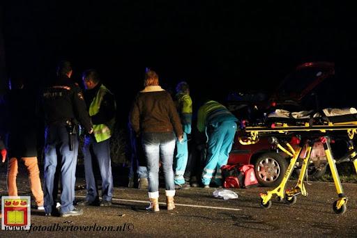 Automobilist gewond bij eenzijdig ongeval op de grens overloon venray 11-12-2012 (3).JPG