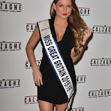 OIC - ENTSIMAGES.COM - Miss Great Brittain - Zara Holland at the  Mr Calzaghe - gala film screening in London 18th November 2015Photo Mobis Photos/OIC 0203 174 1069