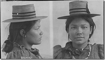 Prisoner at Leavenworth Federal Penitentiary. Mary Snowdon