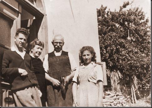 Nonno Gigi e Nonna Piera 1951