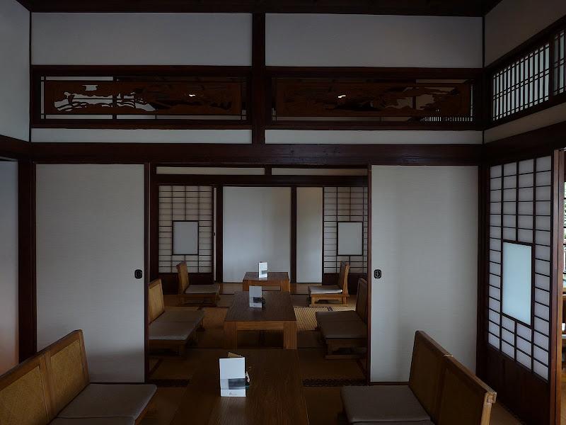 TAIWAN.Taipei .Maison japonaise vers Beitou et Musée National de Taipei à côté du Peace park - P1060315.JPG