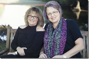 Carly Phillips & Erika Wilde Author Pic
