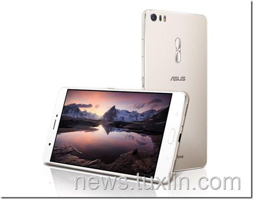 Asus Zenfone 3 Ultra ZU680KL, Layar Jumbo dengan Kamera 23MP