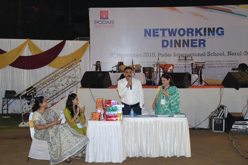 Networking Dinner - Podar International School - 4