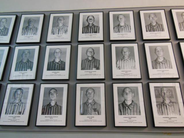 Fotos de presos judíos
