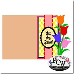 pcw tulip card 450