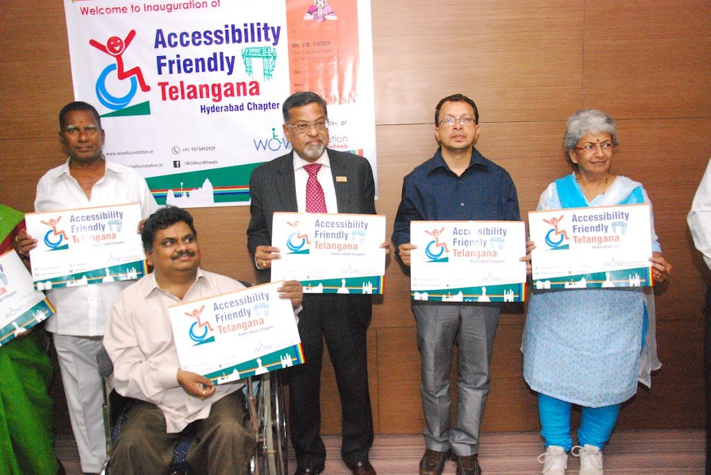 Launching of Accessibility Friendly Telangana, Hyderabad Chapter - DSC_1234.JPG