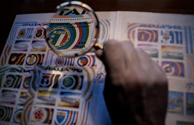 """Le """"Notti magiche"""" fra i miei francobolli di mariarosa-bc"""
