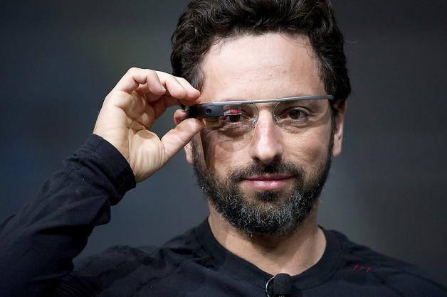 Sergey Brin - Google Glass