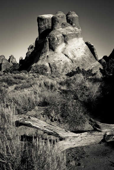 Great American Road Trip, cz.15 -- pustynia Moab w Utah i Park Narodowy Arches..