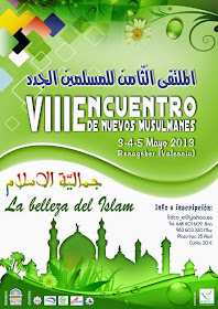 Nuevos Musulmanes 2013