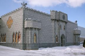 Castle, Exterior, Showroom