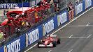 Michael Schumacher Ferrari F2002 Silverstone